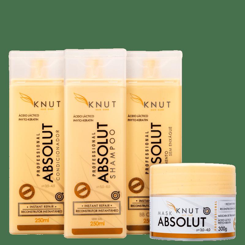 Kit Knut Absolut Full (4 Produtos)
