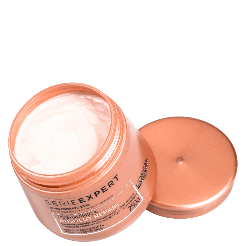 47266e947 L'Oréal Professionnel Absolut Repair Pós-Química - Máscara Capilar 250g