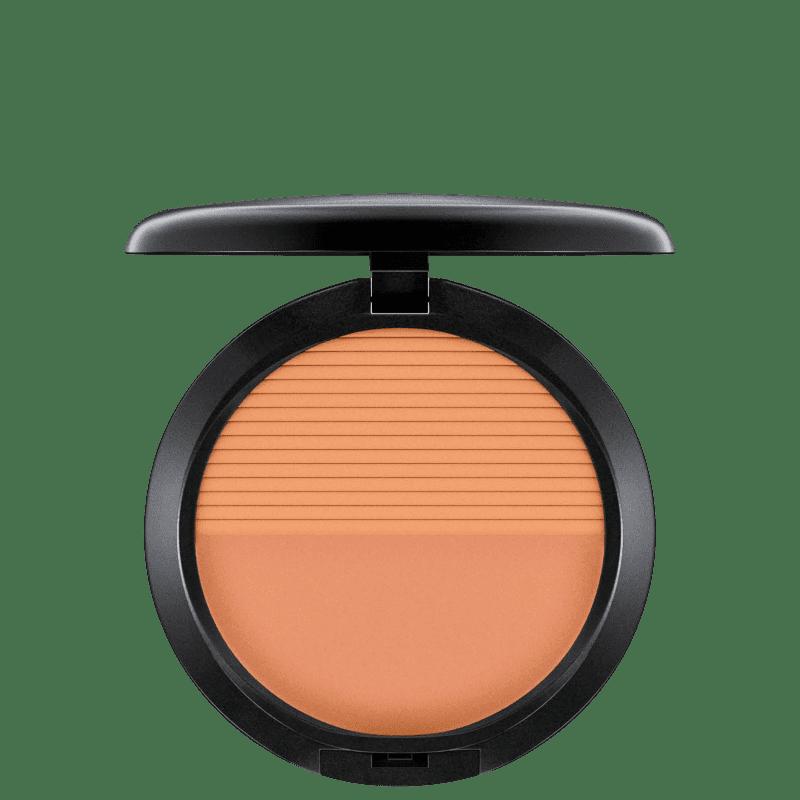 M·A·C Studio Waterweight Powder Pressed Dark - Pó Compacto 15g
