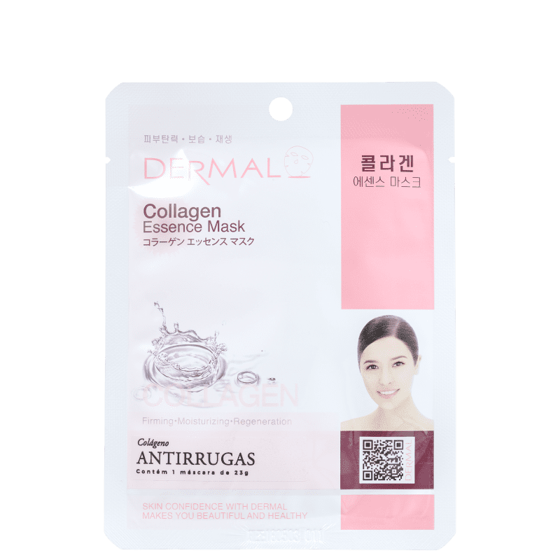 Dermal Collagen - Máscara Firmadora (1 unidade)
