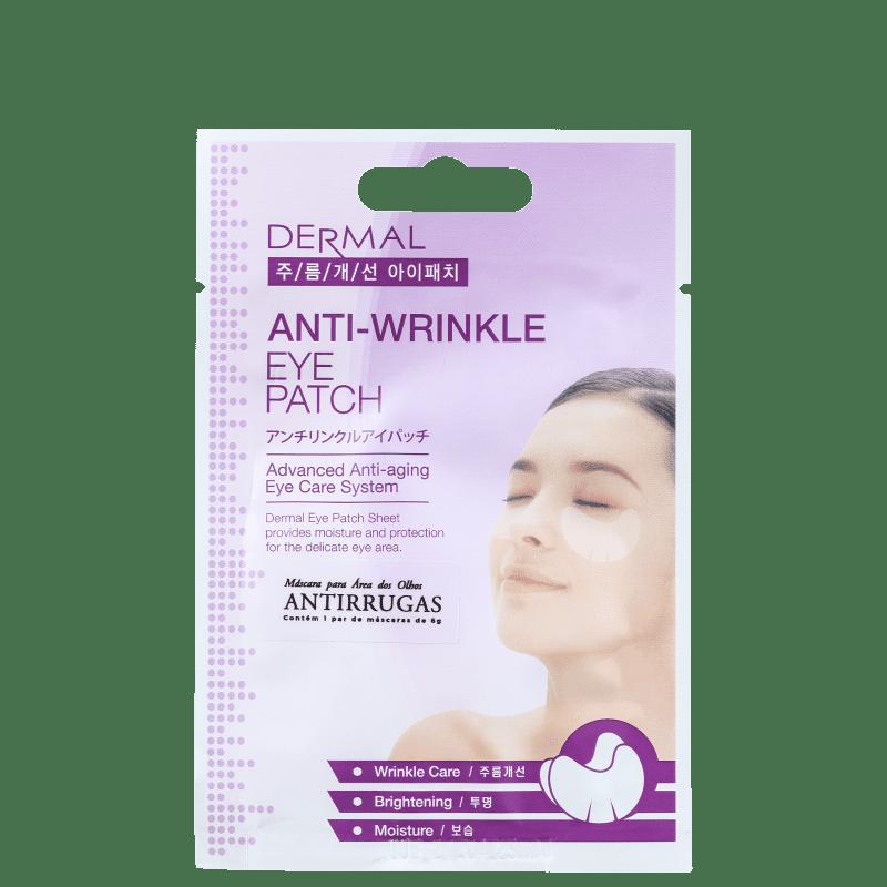 Dermal Anti-Wrinkle Eye Patch - Máscara Anti-Idade (1 par)