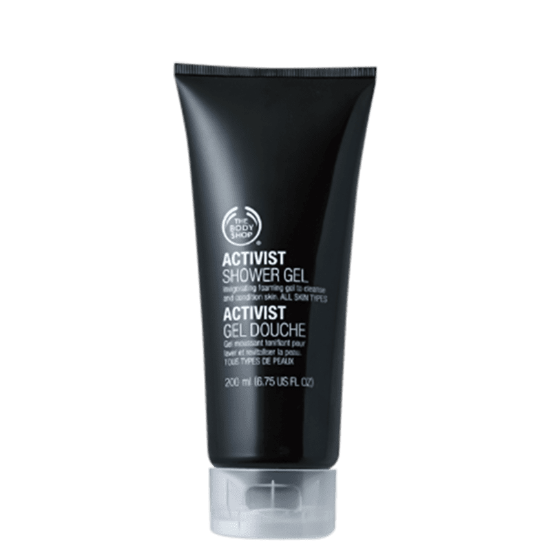 The Body Shop Activist - Gel de Banho 200ml