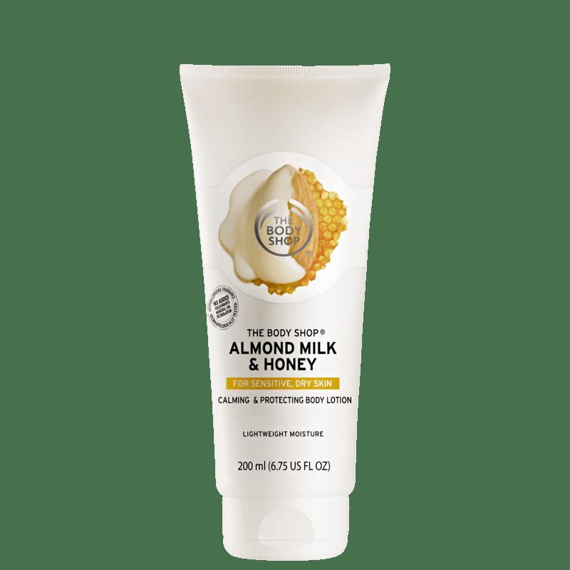 The Body Shop Almond Milk & Honey - Loção Hidratante Corporal 200ml