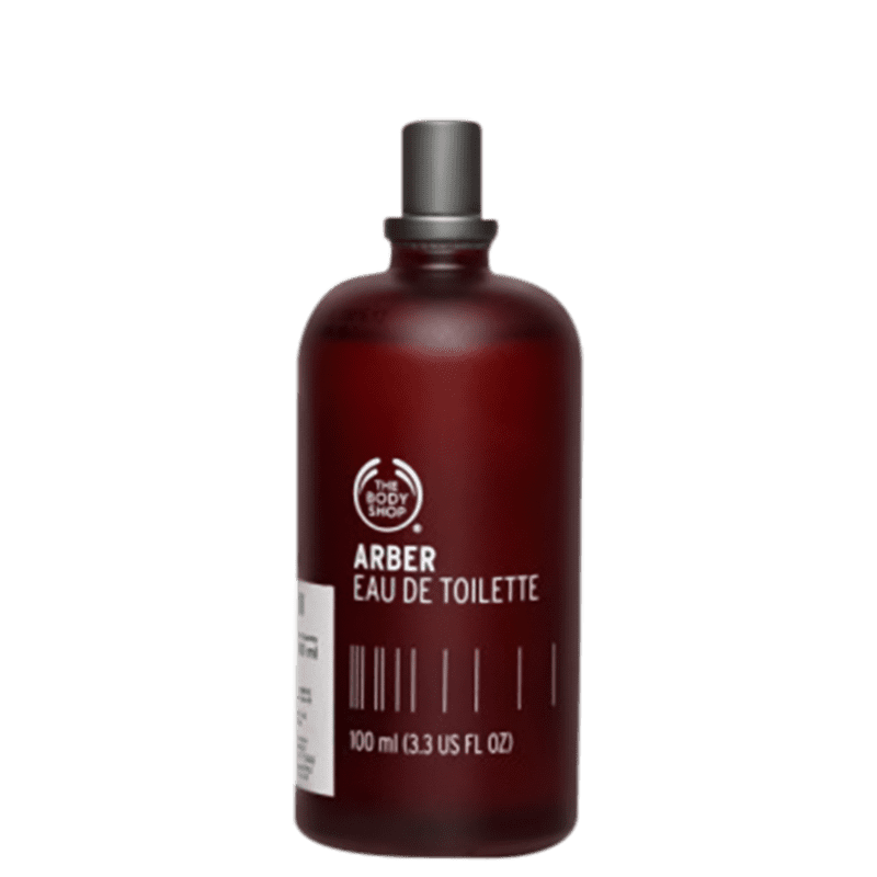 Arber The Body Shop Eau de Toilette - Perfume Masculino 100ml