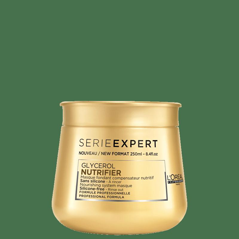 L'Oréal Professionnel Serie Expert Nutrifier - Máscara Capilar 250ml