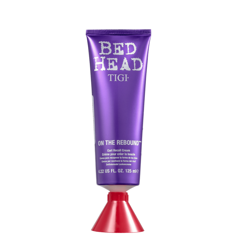 TIGI Bed Head On The Rebound - Creme Ativador de Cachos 125ml
