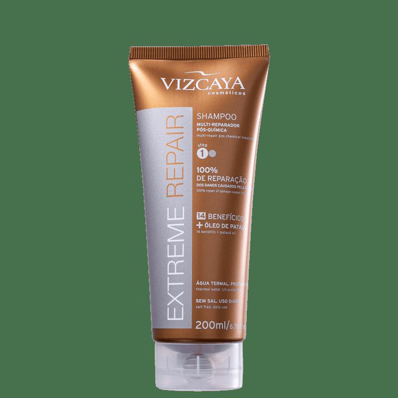 Vizcaya Extreme Repair - Shampoo sem Sal 200ml