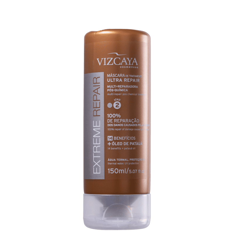 Vizcaya Extreme Ultra Repair - Máscara Capilar 150ml
