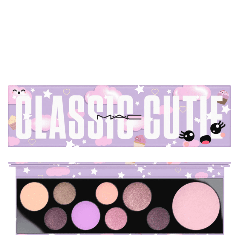 M·A·C Girls Classic Cutie - Paleta de Maquiagem 16,5g