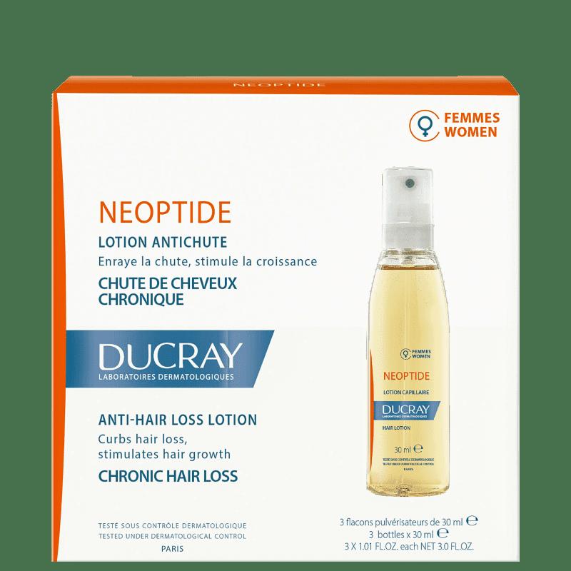 DUCRAY Neoptide - Loção Capilar Antiqueda 3x30ml