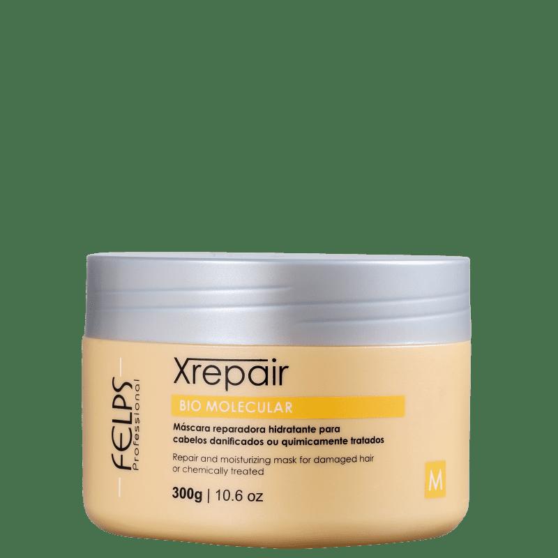 Felps Profissional XRepair Bio Molecular - Máscara Capilar 300g