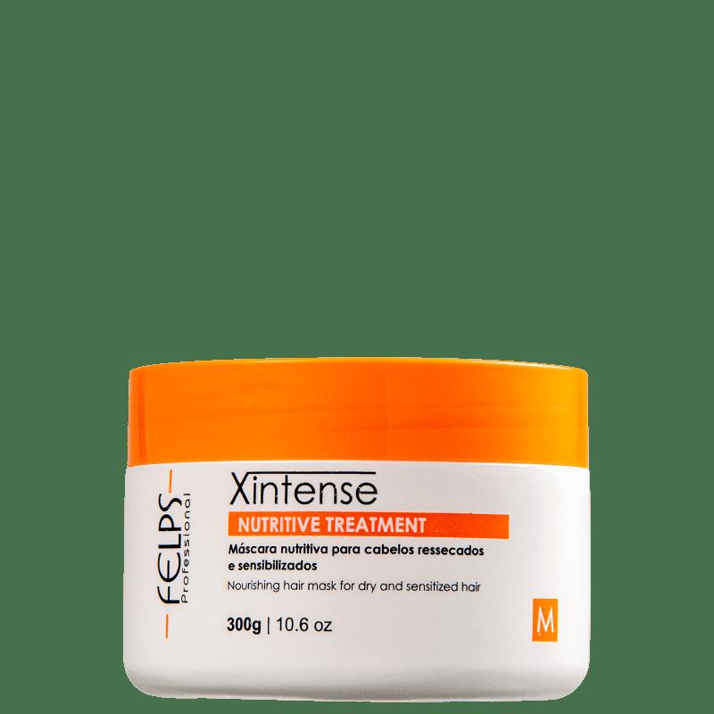 Felps Profissional XIntense Nutritive Treatment - Máscara Capilar 300g