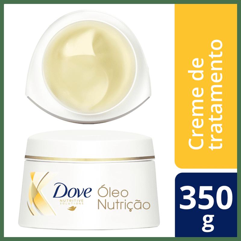 Máscara Capilar Dove Óleo Nutrição 350g