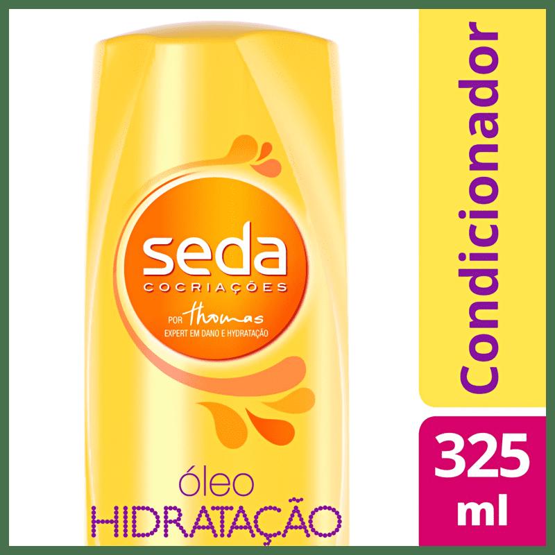 Condicionador Seda Óleo Hidratação 325ml