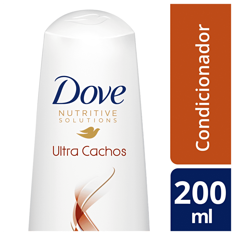 Condicionador Dove Ultra Cachos 200ml