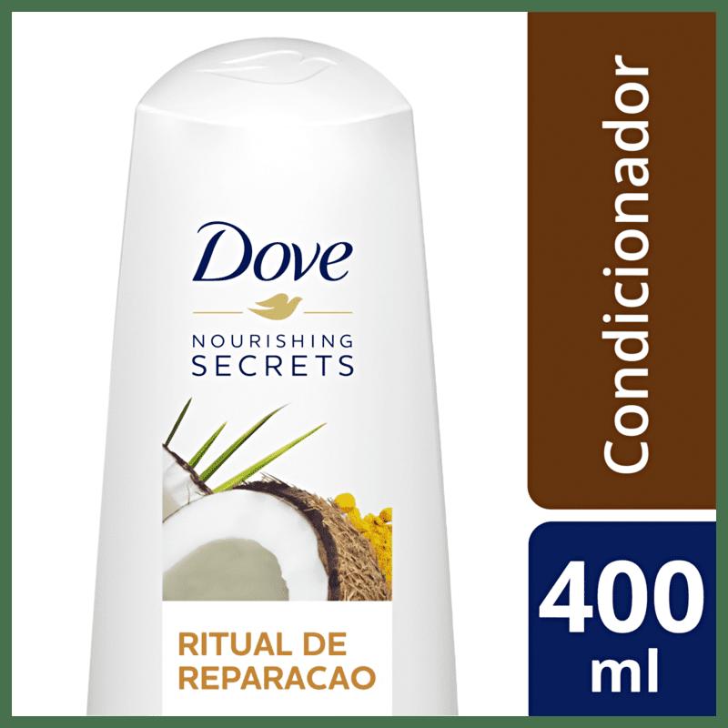 Condicionador Dove Ritual de Reparação 400ml