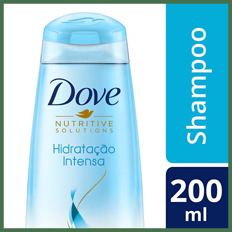 Shampoo Dove Hidratação Intensa com Infusão de Oxigênio 200ml