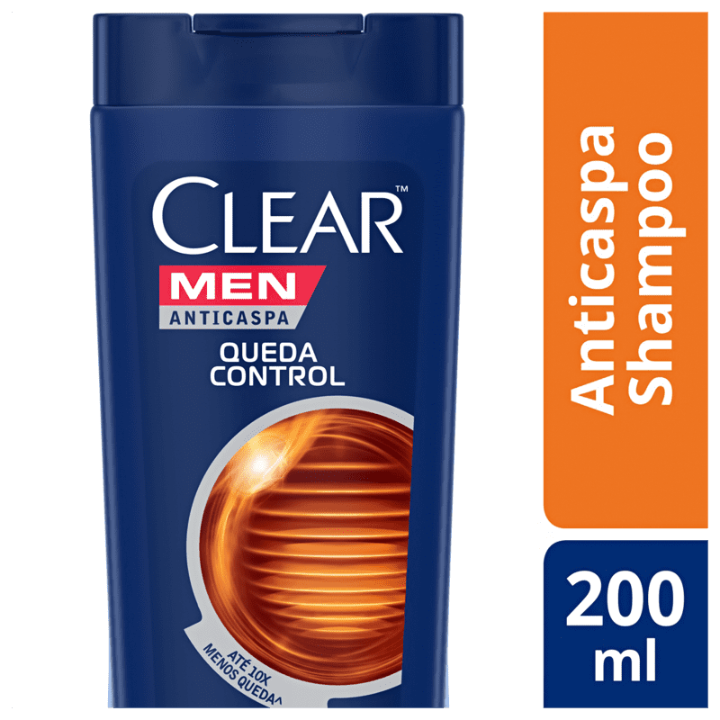Clear Queda Control - Shampoo Anticaspa 200ml