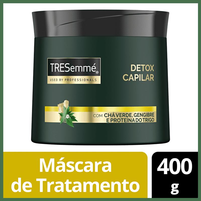 Máscara TRESemmé Detox Capilar 400g
