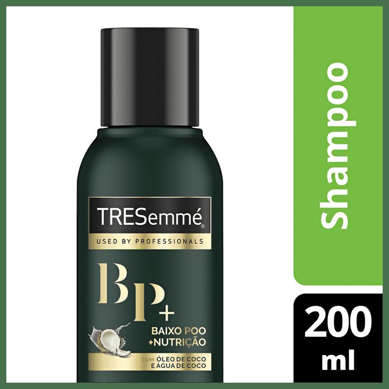TRESemmé Baixo Poo + Nutrição - Shampoo 200ml