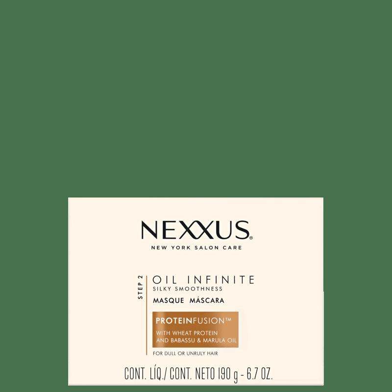 Nexxus Oil Infinite - Máscara Capilar 190g