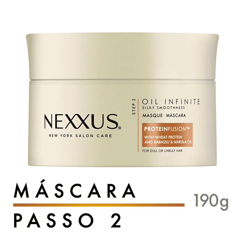 Máscara Capilar Nexxus Oil Infinite 190g