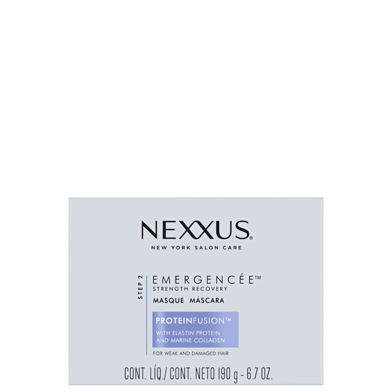 Nexxus Emergencée - Máscara de Reconstrução 190g