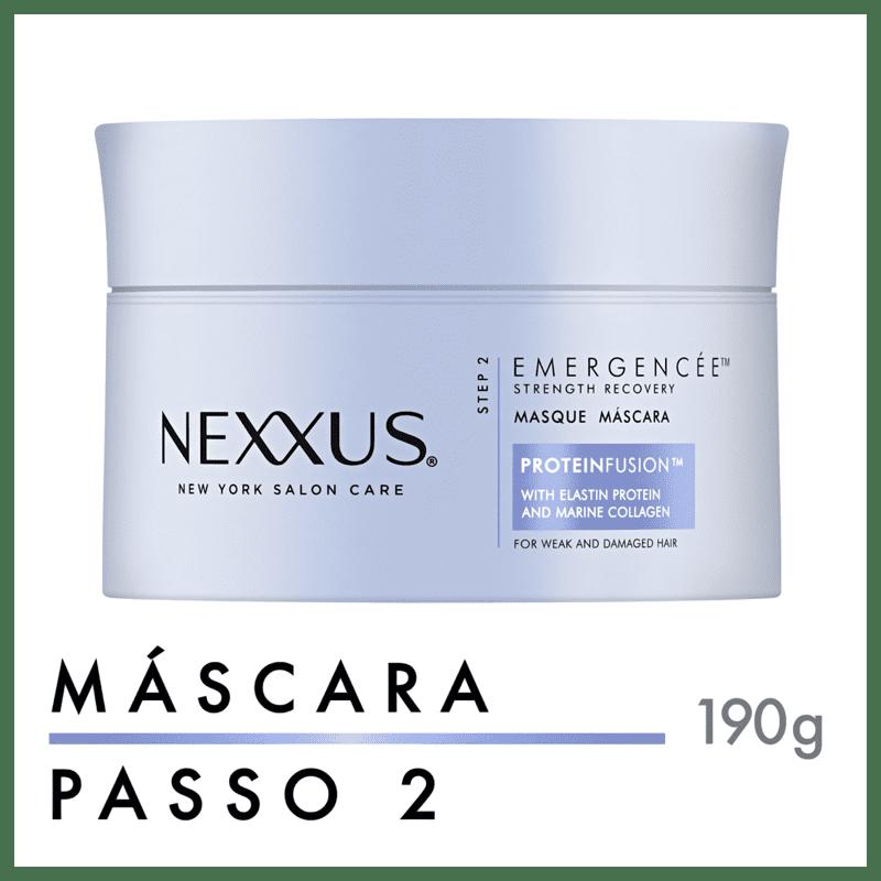 Máscara de Reconstrução Nexxus Emergencée 190g