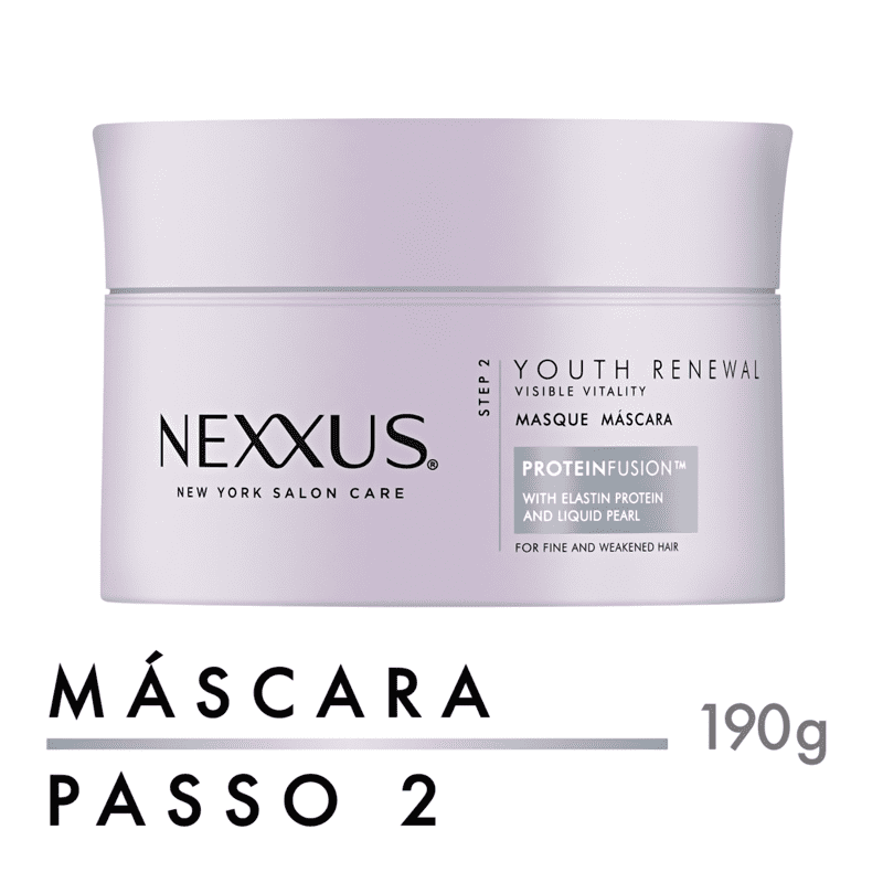 Máscara Capilar Nexxus Youth Renewal 190g