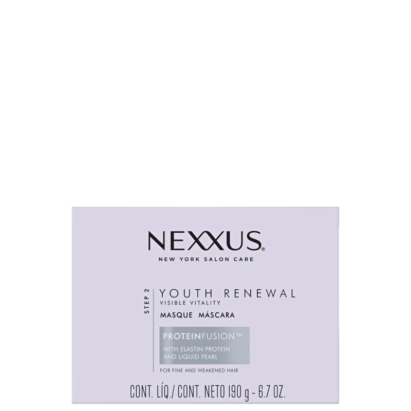 Nexxus Youth Renewal - Máscara Capilar 190g