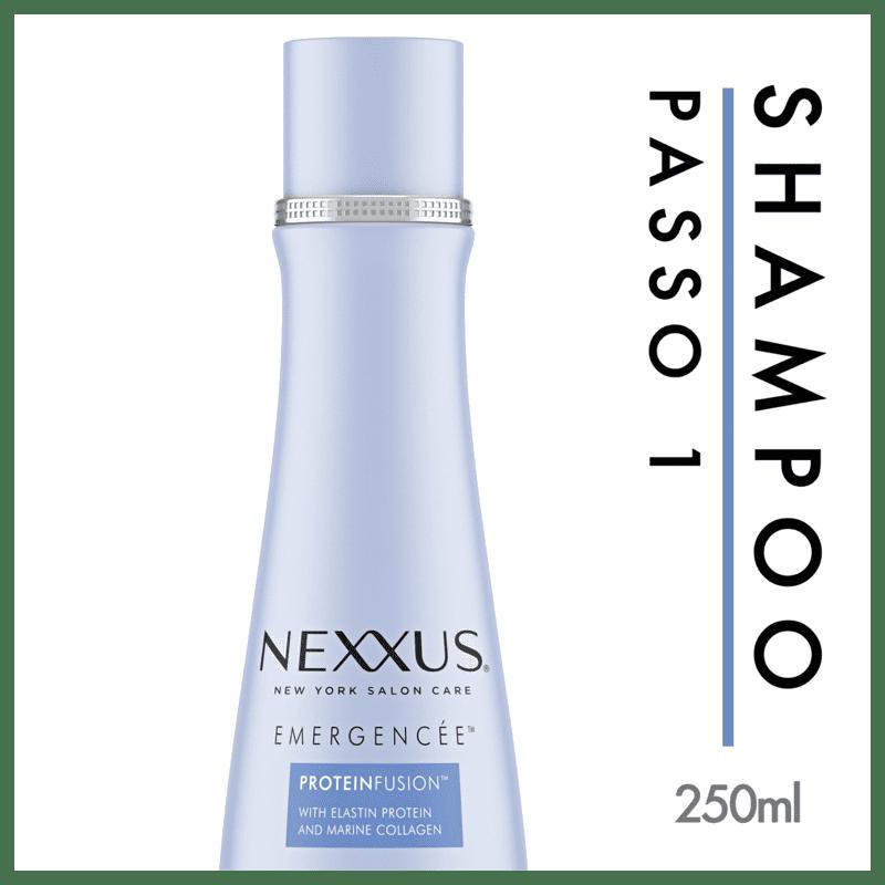 Shampoo Nexxus Emergencée Nexxus 250ml