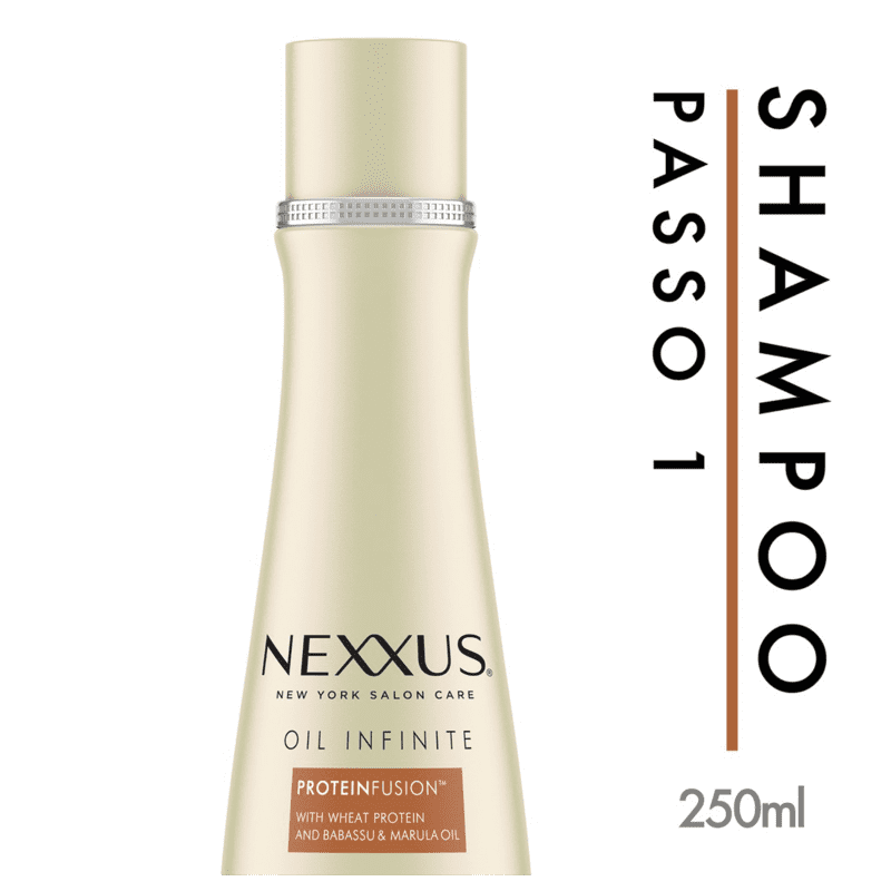 Shampoo Nexxus Oil Infinite 250ml