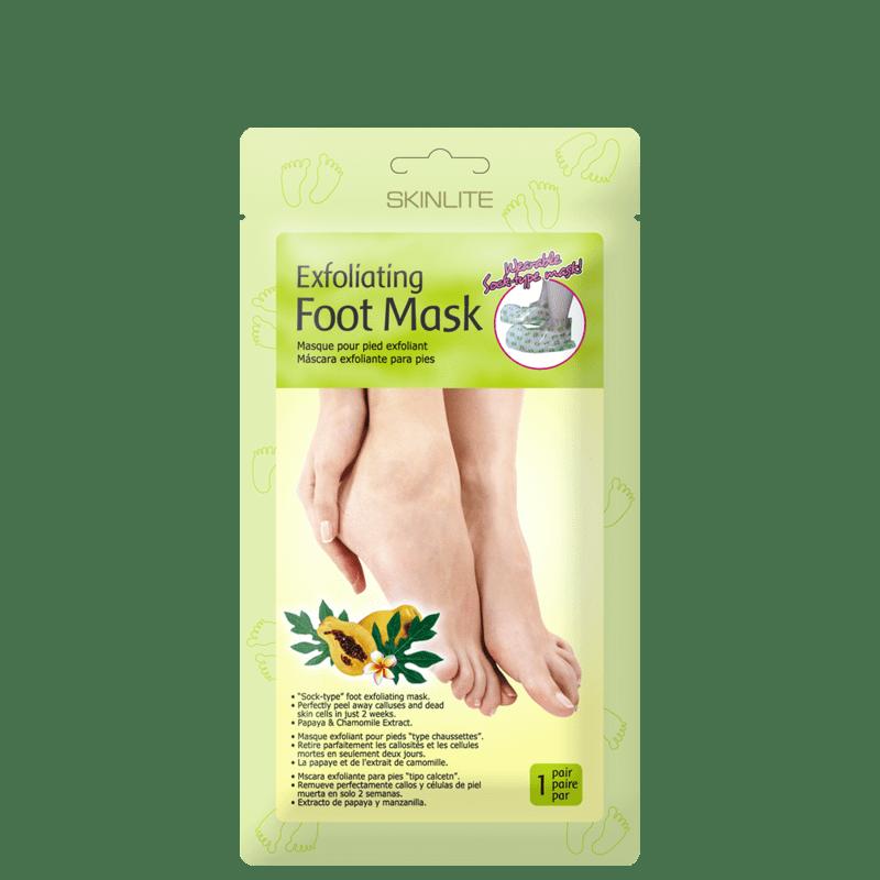 Skinlite Foot Mask - Meia Esfoliante (1 par)