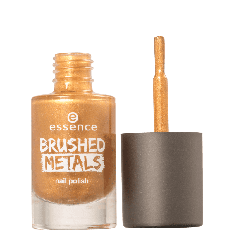 Essence Brushed Metals 03 Fame is The Name - Esmalte Metálico 8ml