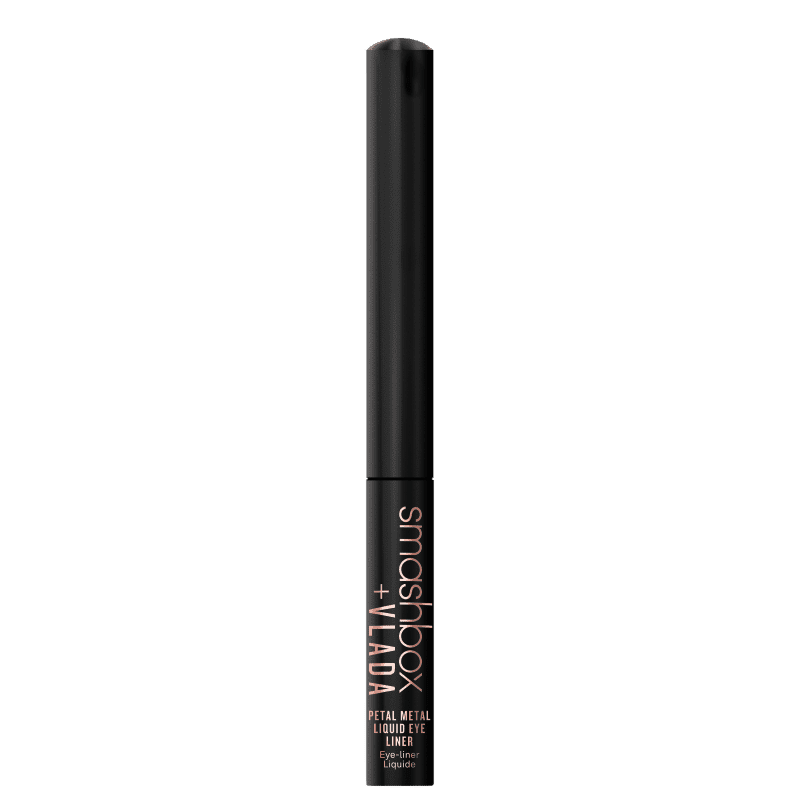 Smashbox Petal Metal Black Rose - Delineador Líquido 10ml