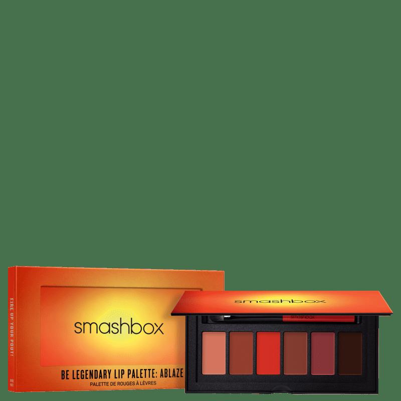 Smashbox Be Legendary Ablaze - Paleta de Batons 4,2g