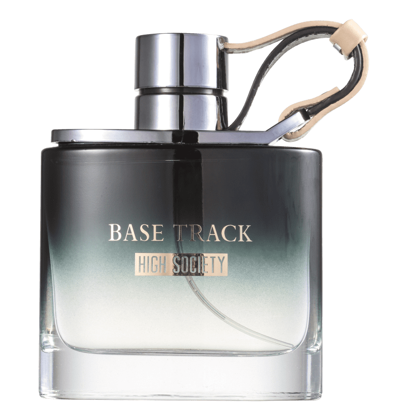 Base Track High Society Georges Mezotti Coscentra Eau de Toilette - Perfume Masculino 100ml