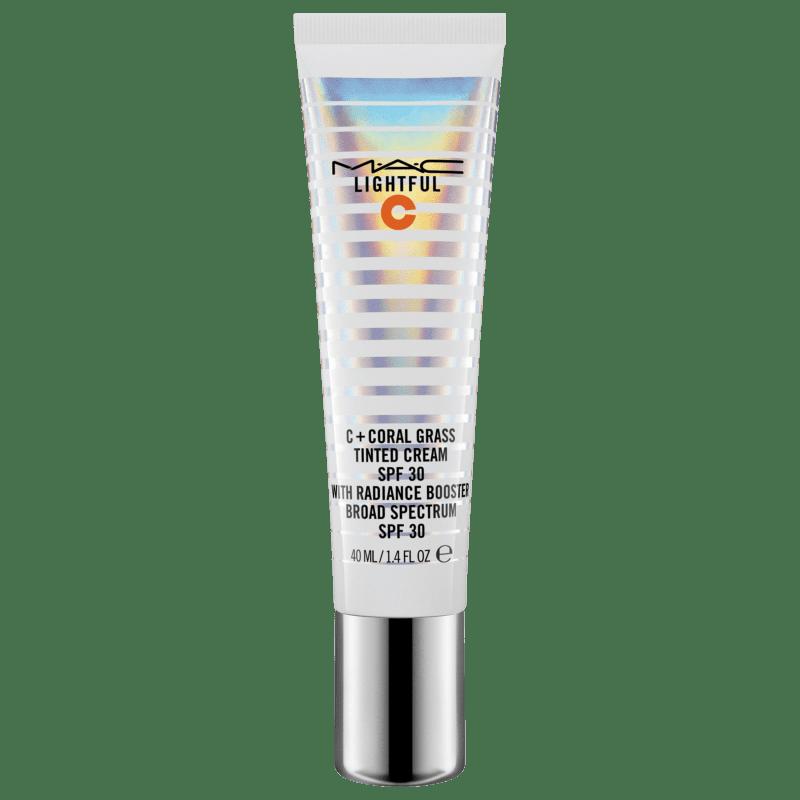 M·A·C Lightful C+ Coral Grass Tinted FPS 30 Light - CC Cream 40ml