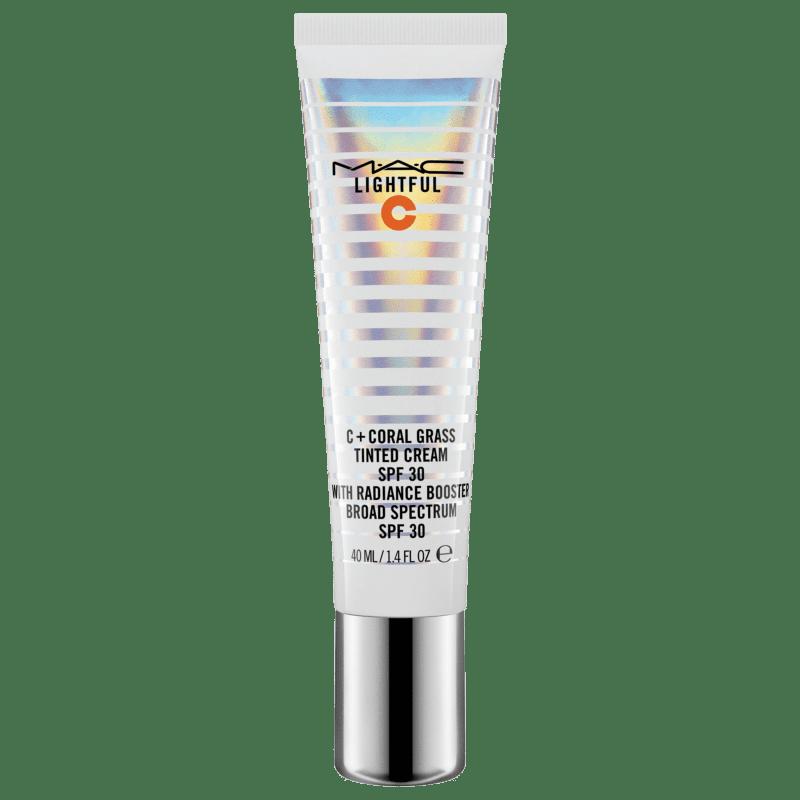 M·A·C Lightful C+ Coral Grass Tinted FPS 30 Light Plus - CC Cream 40ml