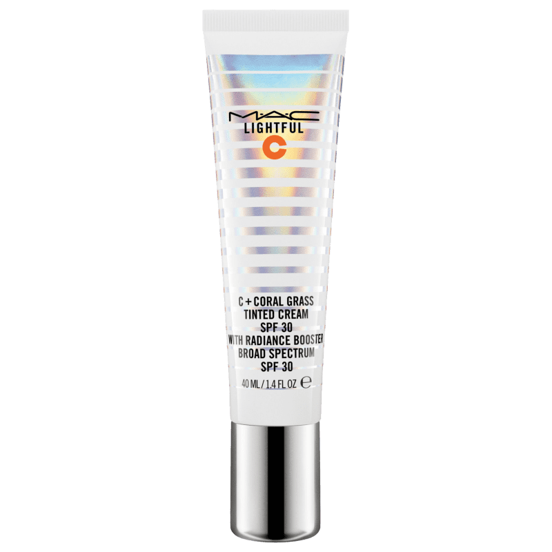 M·A·C Lightful C+ Coral Grass Tinted FPS 30 Medium Plus - CC Cream 40ml