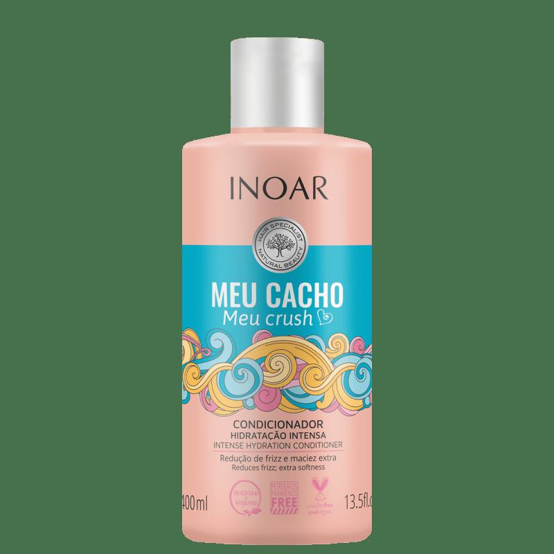 Inoar Meu Cacho, Meu Crush - Condicionador 400ml