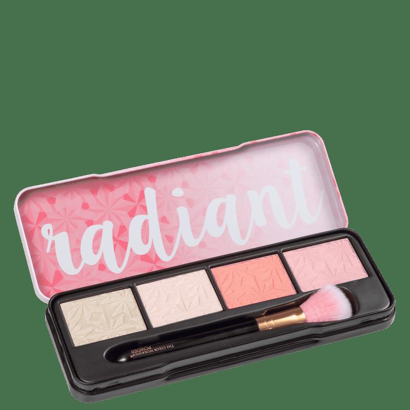 Markwins Radiant Iluminating and Blush - Paleta de Maquiagem