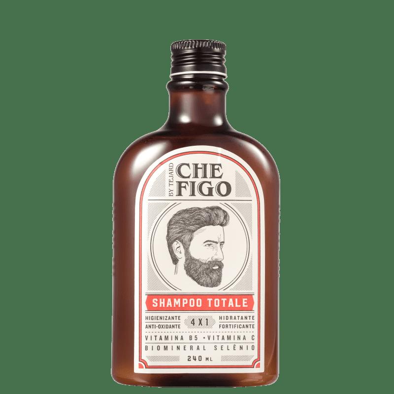 Che Figo By Tejard Totale 4 em 1 - Shampoo 240ml