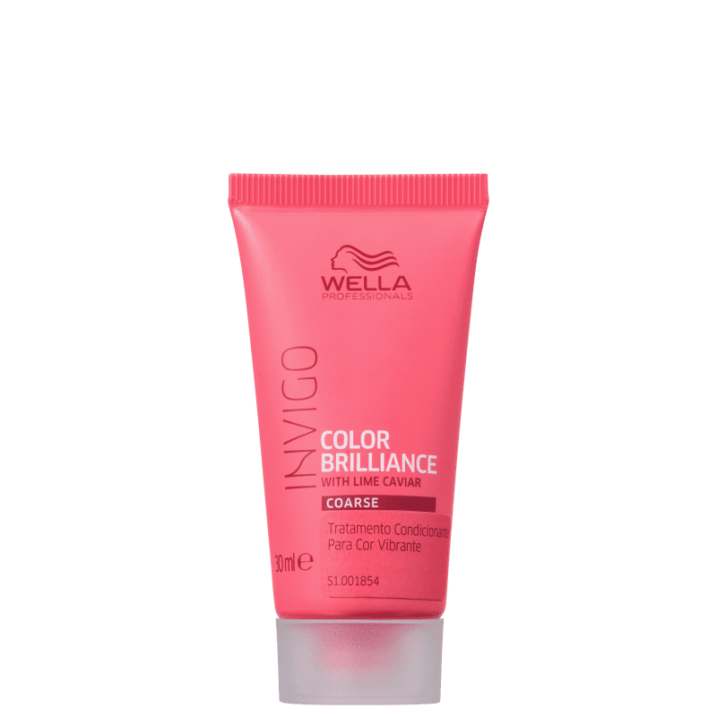 Wella Professionals Invigo Color Brilliance - Máscara Capilar 30ml