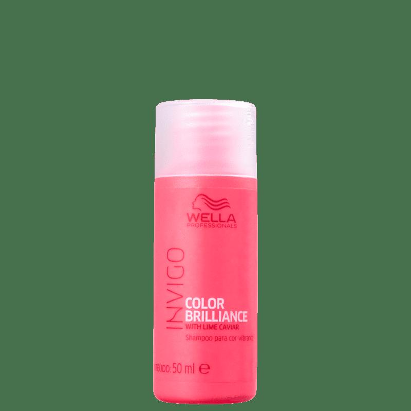 Wella Professionals Invigo Color Brilliance - Shampoo 50ml