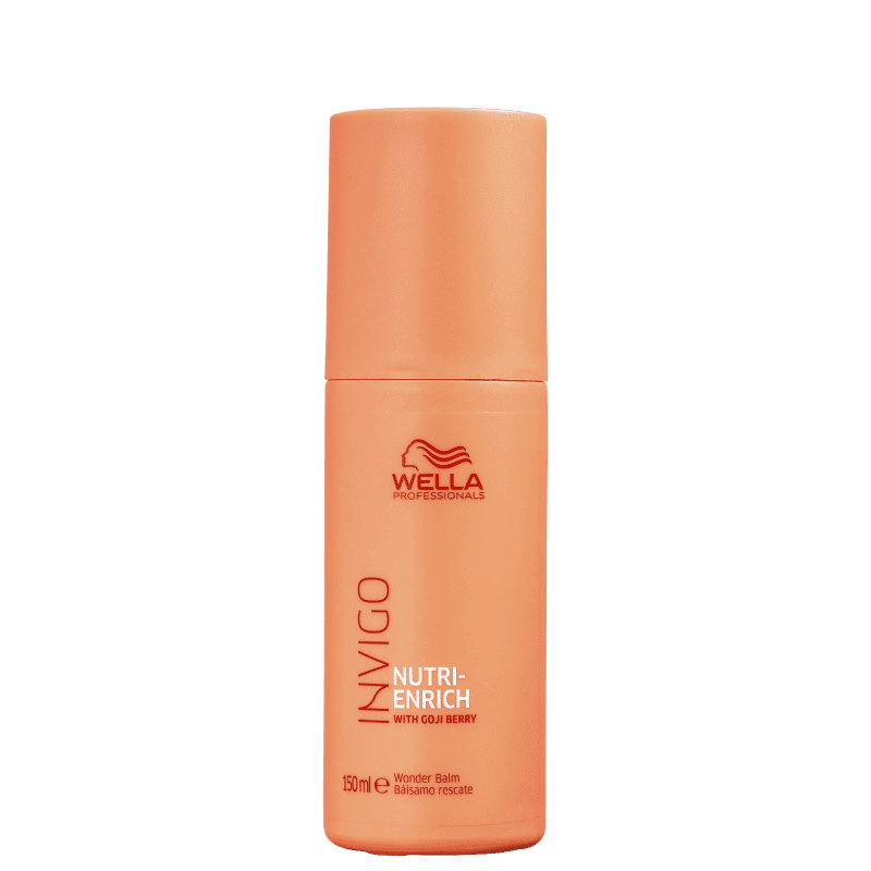 Wella Professionals Invigo Nutri-Enrich Wonder Balm - Leave-in 150ml