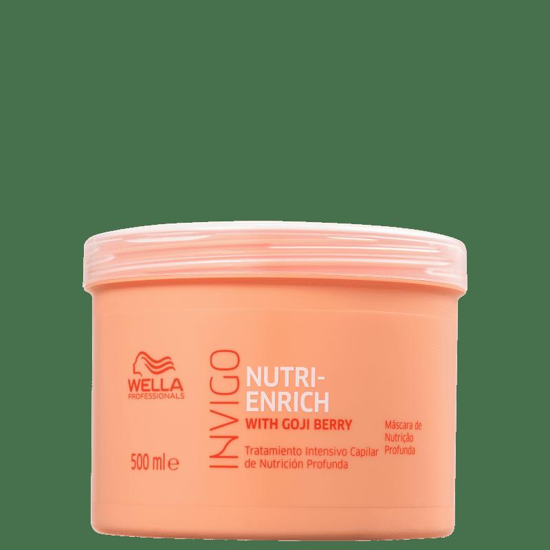 Wella Professionals Invigo Nutri-Enrich - Máscara de Nutrição 500ml