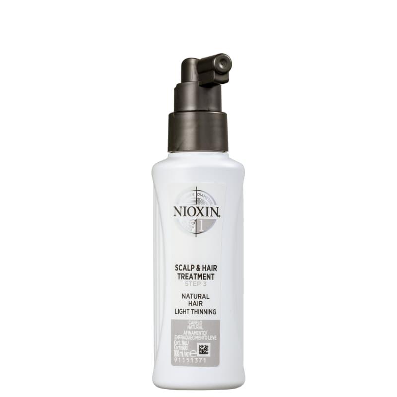 Nioxin System 1 Scalp & Hair - Tratamento 100ml