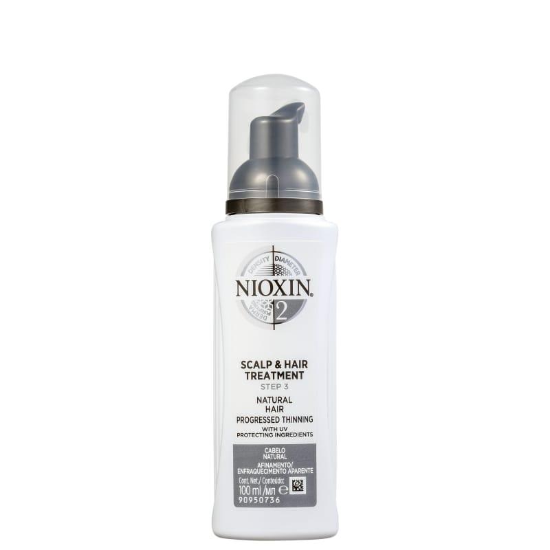 Nioxin System 2 Scalp & Hair - Tratamento 100ml