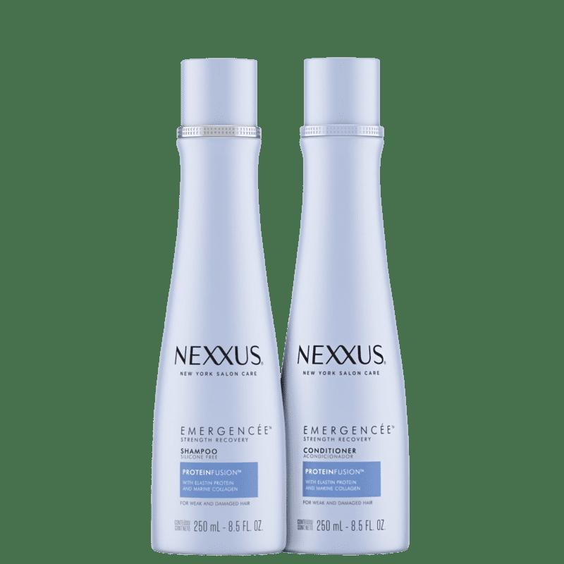 Kit Nexxus Emergencée Duo (2 Produtos)